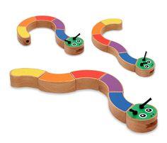 Caterpillar Grasping Toy