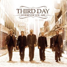 Third Day - Cry Out To Jesus - I can't even explain what this song does for my spirit in the difficult times.  <3  <3  <3