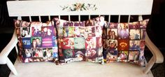 #instagram photos get a useful purpose with these #pillows