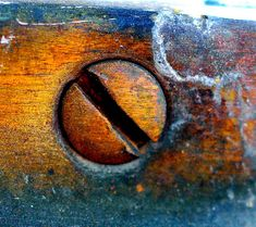 Nikon non-AI Micro Nikkor PC on Olympus Camera set to art filter Rusted Metal, Metal Art, Rust Never Sleeps, Rust Paint, Rust In Peace, Zentangle, Peeling Paint, Rust Color, Abstract Photography