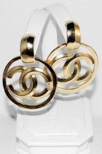 Vintage Chanel Paris jewelry