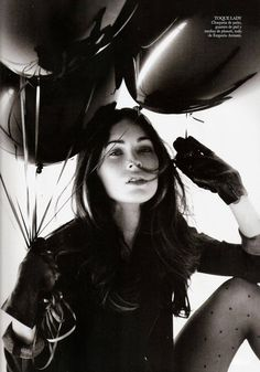 Megan Fox for Vogue Spain November 2011