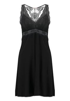 Neglisjé - black Black, Dresses, Fashion, Gowns, Moda, Black People, La Mode, Dress, Fasion
