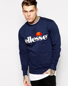 Ellesse Sweatshirt With Logo
