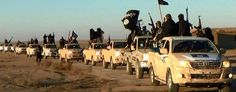 ISIS fighter from U.S. captured: Report. (AP)