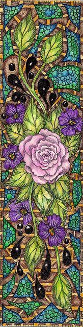 Mother's day bookmark by carolynboettner, via Flickr