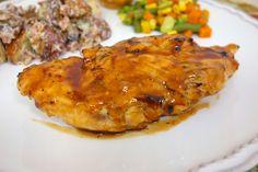 Zesty BBQ Chicken | Plain Chicken