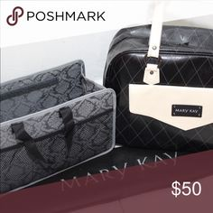 Mary Kay organizer , new , never use . Great deal Brand new Mary  Kay with organizer . Perfect for travel.. Mary Kay Other