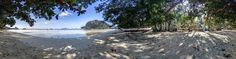 Corong corong beach just 1 mile south of el nido This beach has many cottages and is a more quiet then bizzy el nido. This place is becoming more and more popular by travellers and often you will find a good deal