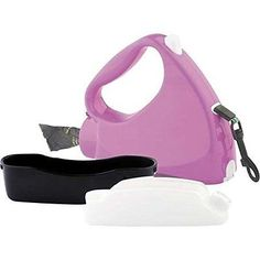 Leashes and Head Collars 146247: Refined Canine, 4-In-1 Water Walk Leash Up To 44Lbs, Pink -> BUY IT NOW ONLY: $37.52 on eBay!