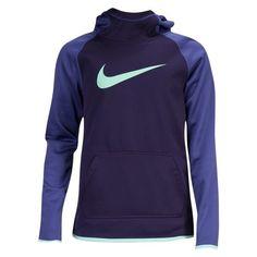 Nike Girls Thermal Pullover Hoodie