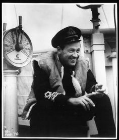 THE KEY COL58 WILLIAM HOLDEN FILM LOCATION CANDID NMINT ORIGINAL PHOTO STILL