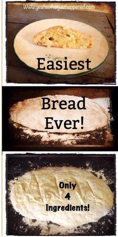 banana bread recipe! | Yummy Food! | Pinterest | Simple Banana Bread ...