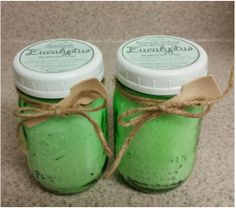 This Eucalyptus Bath & Foot Soak is so easy to make in just a few minutes! Homemade Foot Soaks, Foot Soak Recipe, Toe Nails, Diy Beauty, Skin Care Tips, Mason Jars, Bath, Recipes, Christmas Gifts