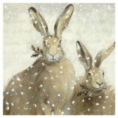 Festive Hares ~