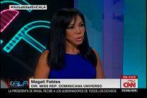 """Magali Febles Y Más Invitadas Hablan En """"Cala"""" De La Situación De Miss Universo Tras Escándalo Con Donald Trump #Video"""