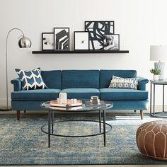 71 inspiring living room color schemes ideas will make space beautiful 57 New Living Room, Living Room Sofa, Living Room Decor, Living Room Color Schemes, Living Room Designs, Couch Furniture, Living Room Furniture, Modern Furniture, Furniture Buyers