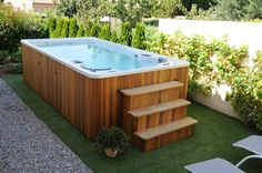 Hydropool Swim Spas AquaTrainer 14 fX