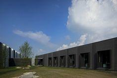 New Headquarters and Production of Pratic,© FG+SG – Fernando Guerra, Sergio Guerra