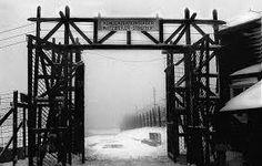 Afbeeldingsresultaat voor Entrance to Natzweiler-Struthof Nazi concentration camp in Alsace, France