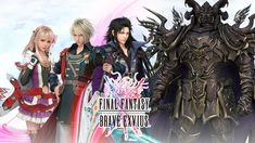 Final Fantasy: Brave Exvius is now available for download on the Play and Apple App store. It is rising fast on popularity charts #ios #android #appstore #playstore #mobilegame #technology #mobile #app