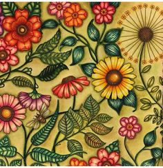 Jardim secreto Garden Coloring Pages, Secret Garden Coloring Book, Coloring Book Art, Colouring Pages, Adult Coloring Pages, Lost Ocean, Secret Garden Book, Johanna Basford Secret Garden, Johanna Basford Coloring Book