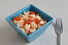 Salade de pâtes Marco Polo, la recette facile