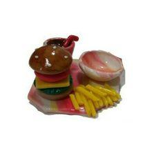Beautiful lamasa namakdani#burger n chips#