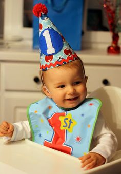 DIY Birthday Hat Tutorial | Amanda Medlin