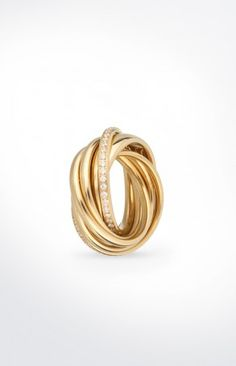 JOOP! Ring Embrace in Gold