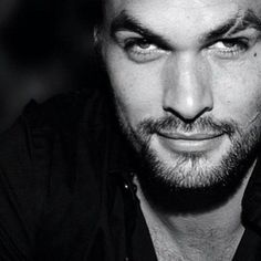 Jason Momoa - Don't you just love that look???