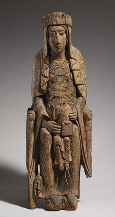 Enthroned Virgin and Child [French] (47.101.15) | Heilbrunn Timeline of Art History | The Metropolitan Museum of Art