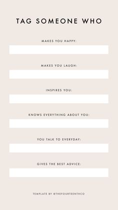 Instagram Story Template Questions / Tag Someone Who Snapchat Story Questions, Snapchat Question Game, Instagram Story Questions, Ideas De Instagram Story, Creative Instagram Stories, Instagram Story Template, Instagram Templates, Instagram Frame, Free Instagram