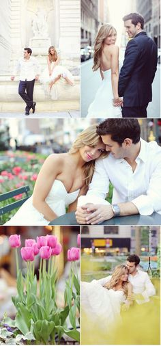 Chic Day After NYC Photo Session by Forever Photography Studio | Style Me Pretty