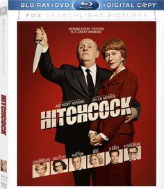 Hitchcock Blu-Ray + DVD