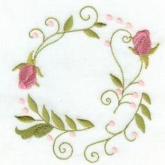 Rose Circles - Attic Treasures | OregonPatchWorks