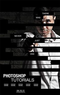 30 Photoshop Tutorials Released In August 2012
