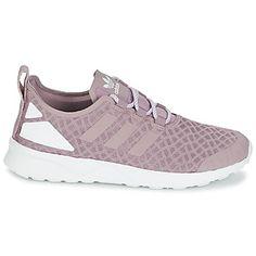 adidas zx flux w schoenen blauw