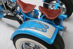 Custom Trikes, Custom Choppers, Custom Harleys, Custom Motorcycles, Triumph Motorcycles, Triumph Chopper, Steampunk Motorcycle, Trike Motorcycle, West Coast Choppers