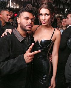 "2,464 Likes, 86 Comments - Abel Tesfaye & Bella Hadid (@abelxbella) on Instagram: ""Abel w/ Bella at a Met Gala After party - May 2nd. #abeltesfaye #theweeknd #hadid #xo #xotwod…"""