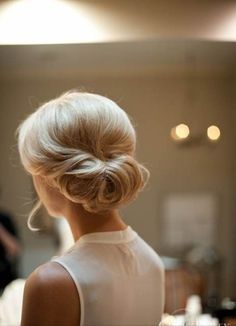 Beautiful hairstyle #motherofthebride