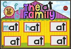 In this activity you will find an engaging, interactive, digital opportunity for students to practice popular short vowel families. Students will have fun as they pull letters from the pictures on each house to form words. $