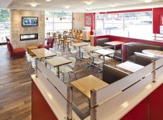 Small Restaurant Design Ideas | Small Modern Restaurant with Natural Remodel Ideas - Home,House ...