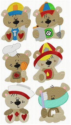 Little Bear Occupations