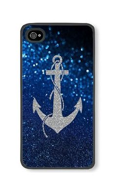 iPhone 4/4S Phone Case DAYIMM Blue Glitter, Sliver Anchor Black PC Hard Case for Apple iPhone 4/4S Case DAYIMM? http://www.amazon.com/dp/B017LCAVNA/ref=cm_sw_r_pi_dp_RA.qwb0EMH36T