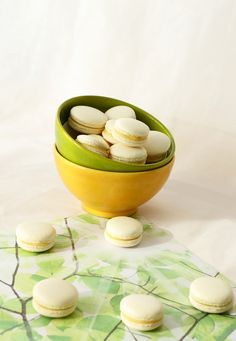 20 Macaron Shell and Filling Recipes. After successfully making earl grey macrons, I want to try my hand at some other flavours