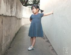 Little Silver Dot Skater from You and Mie