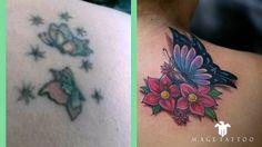 Cobertura de tatuagem