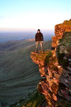 Pen-y-fan, Brecon Beacons national park, Wales, United Kingdom