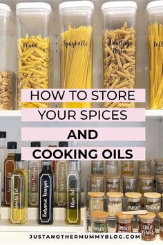 Kitchen Pantry Organization Ideas for the Home Organization Ideas clutter Organisation Hacks, Organizing Hacks, Organizing Your Home, Diy Organization, Organisation Ideas For The Home, Household Organization, Hacks Diy, Kitchen Organization Pantry, Kitchen Pantry